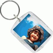 Porte-clés photo